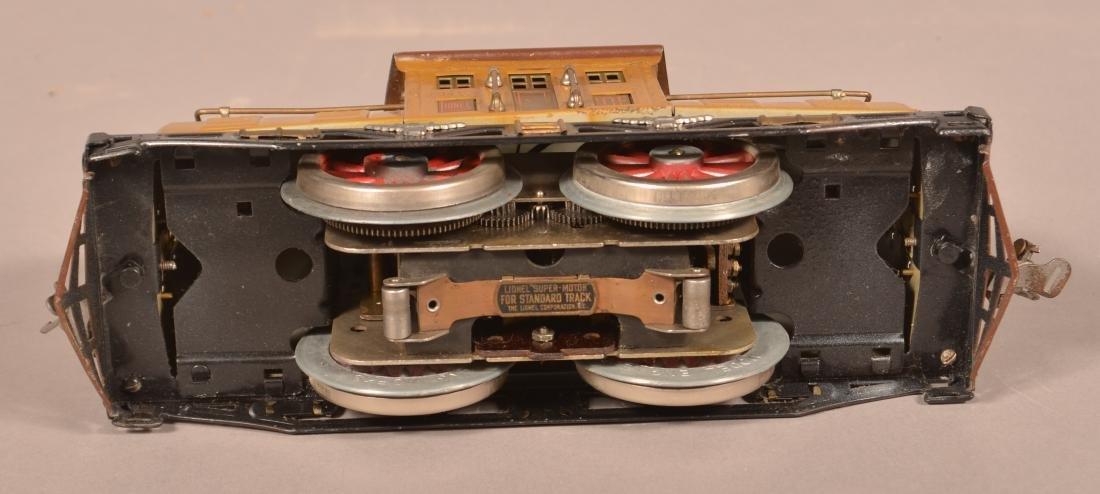 Lionel Standard Gauge Passenger Train Set. - 3