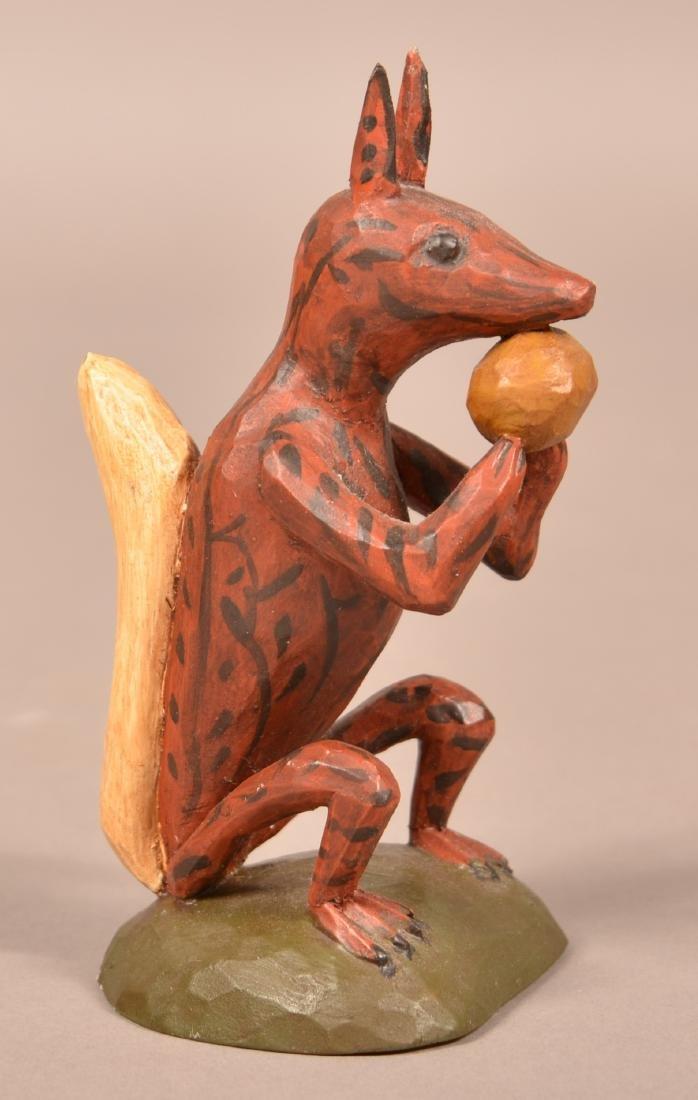 John R. Dierwechter Schimmel Style Squirrel.