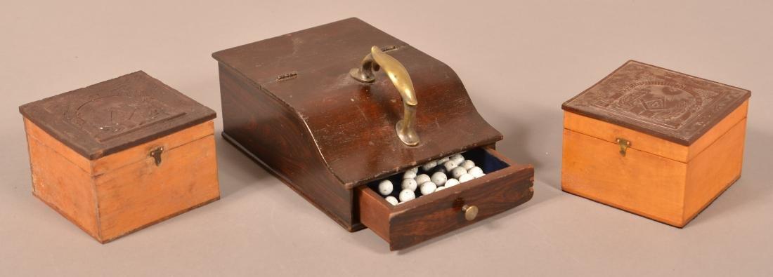 Lot of Antique /Vintage Masonic Items. - 2