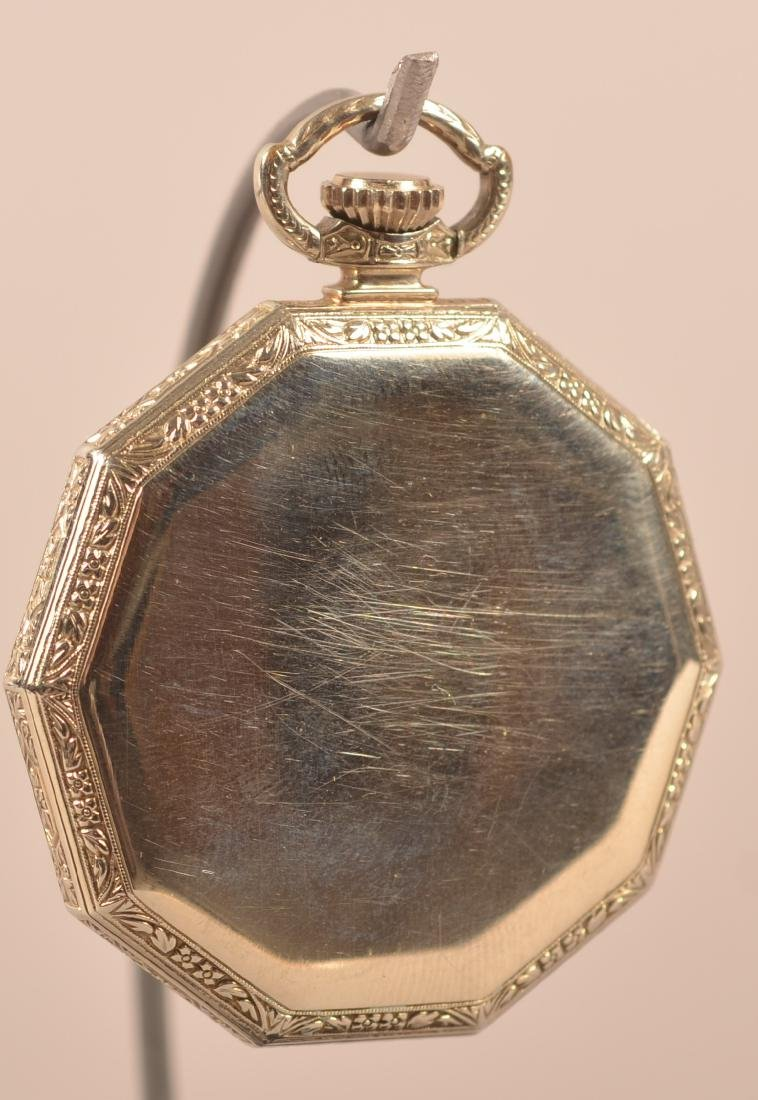 Hamilton Masonic Pocket Watch Rajah - 3