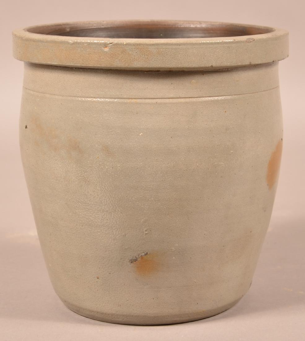 C.H. Torsch Baltimore, MD Stoneware Crock. - 2