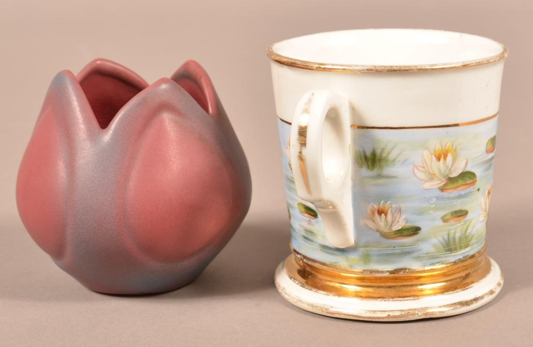 Three Pieces of Miscellaneous China/Pottery. - 2