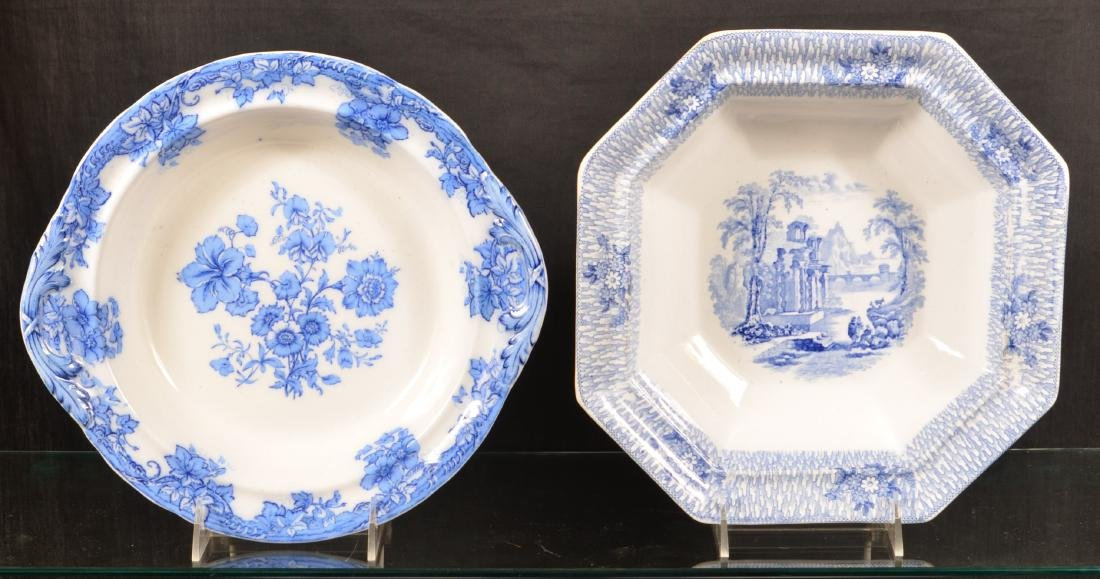Four Ironstone China Covered Vegetable Dishes. - 3