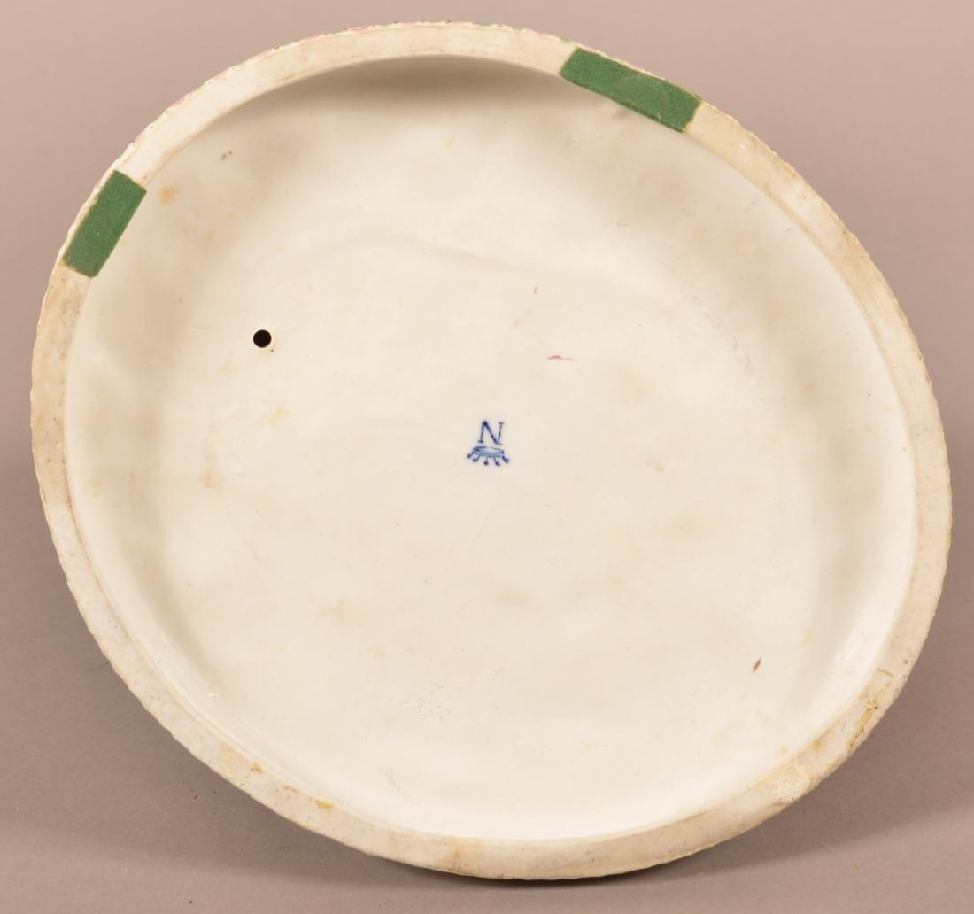 Capodimonte Porcelain Figural Group. - 4