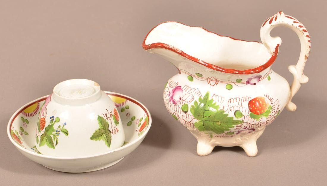 Strawberry Pattern Soft Paste China. - 2