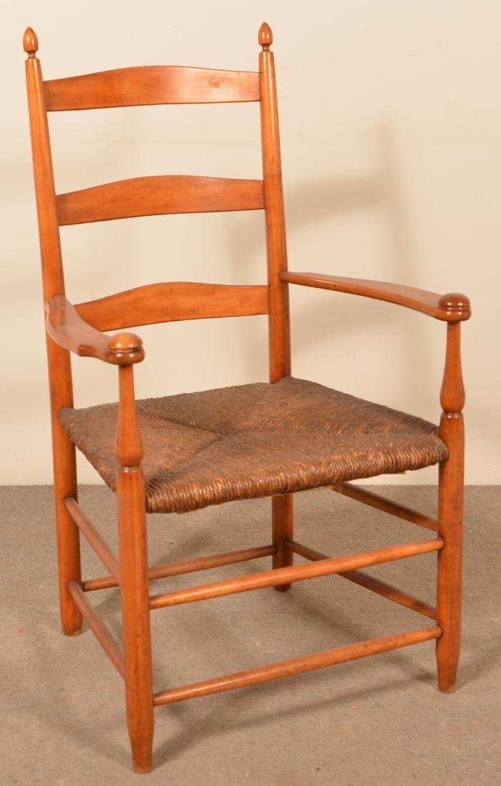 Early 20th Century Shaker #5 Armchair.