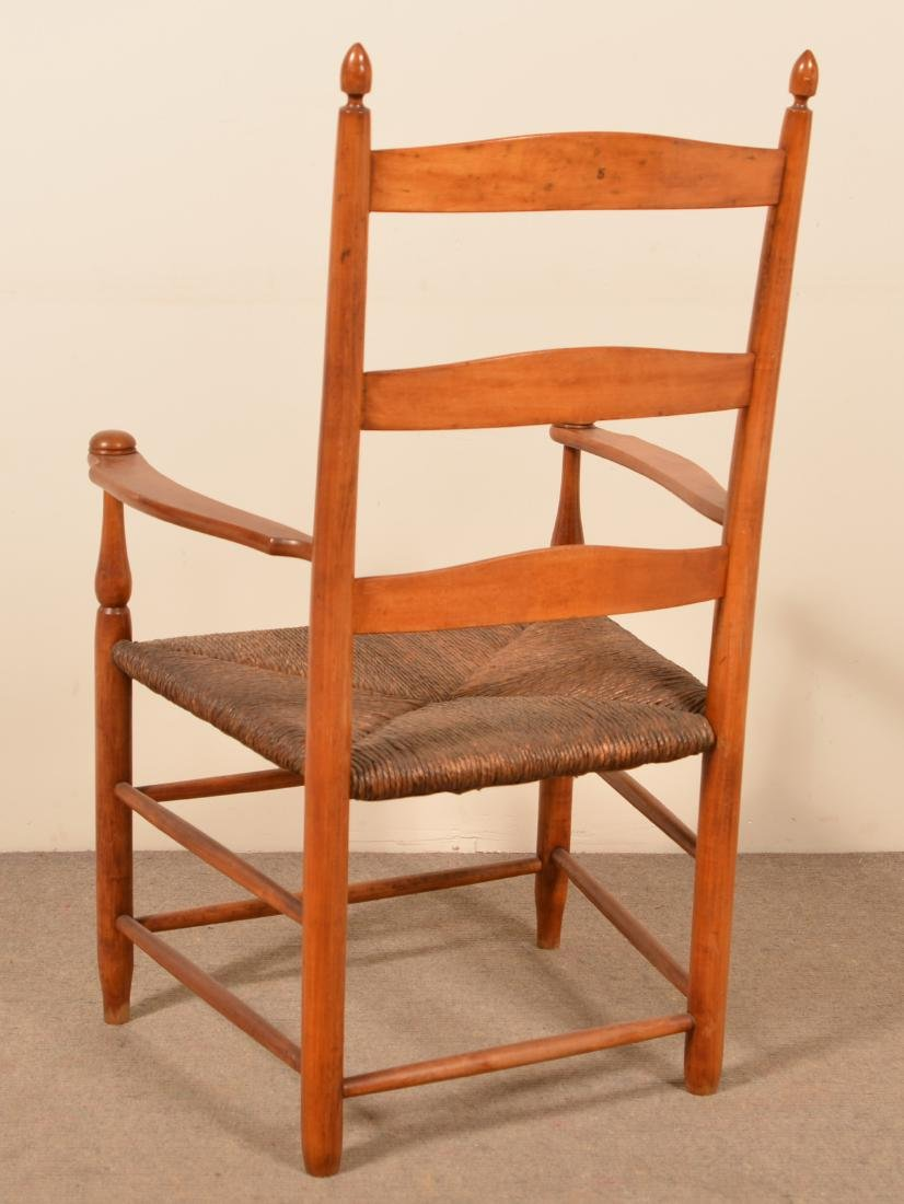 Early 20th Century Shaker #5 Armchair. - 2