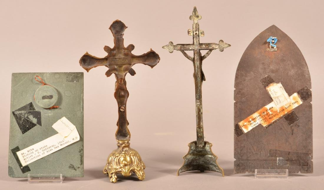 Lot of Various Religious Items. - 3