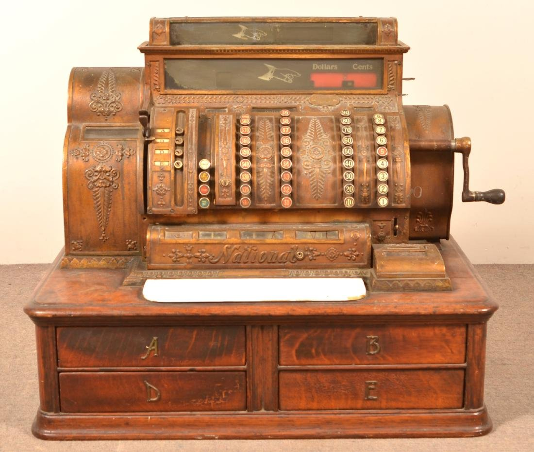 National Cash Register Model 541. - 2