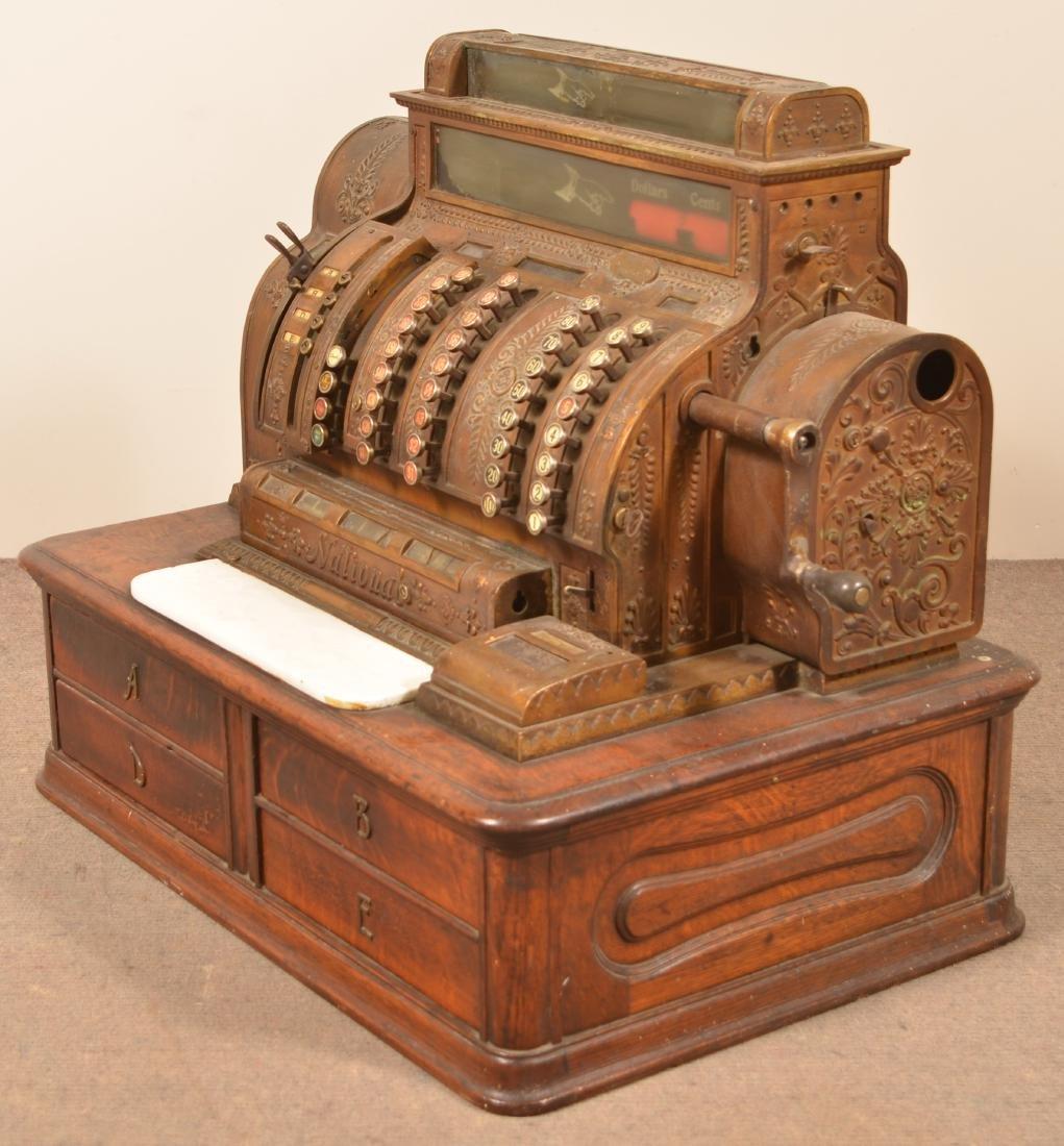 National Cash Register Model 541. - 4