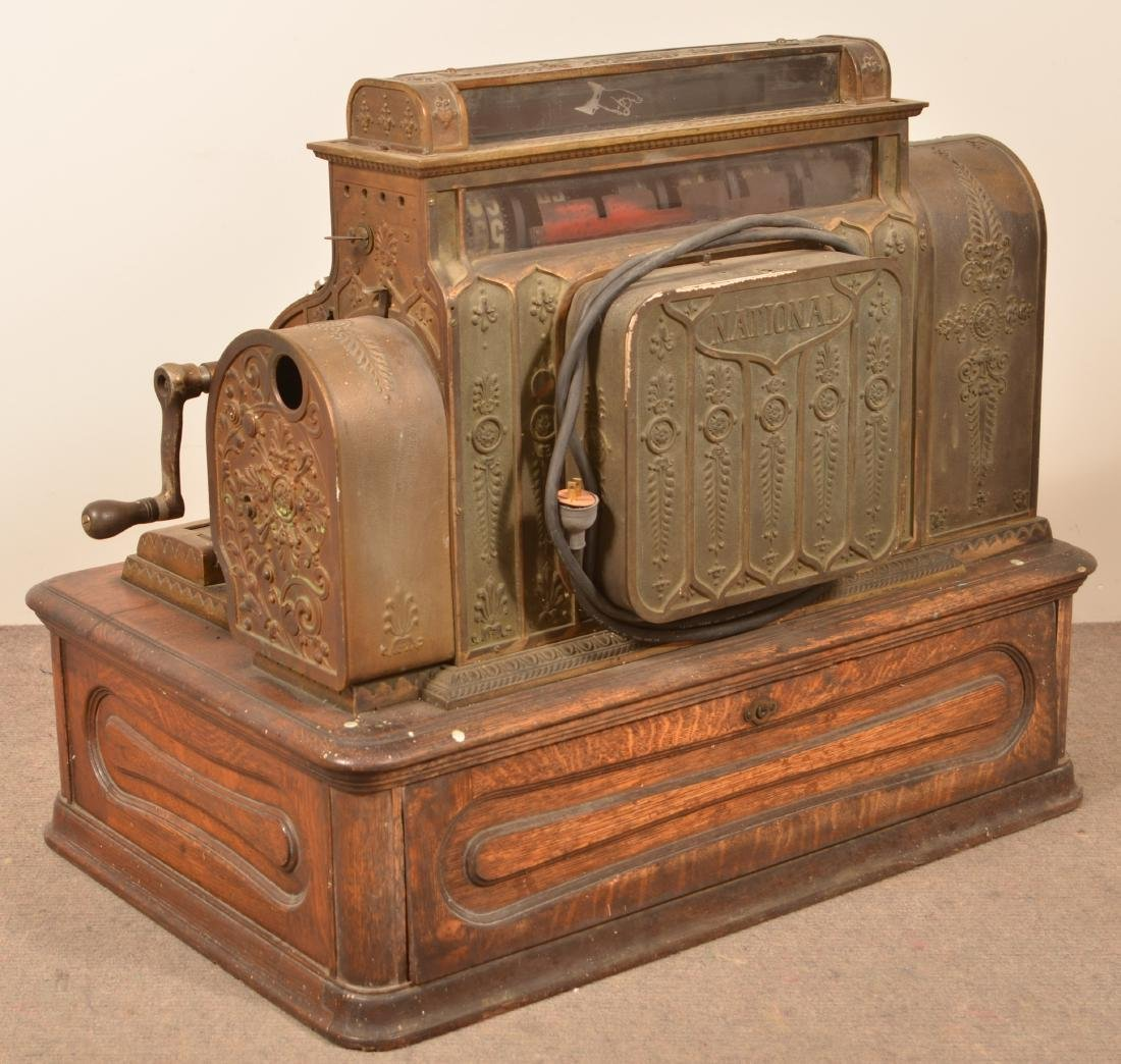 National Cash Register Model 541. - 5