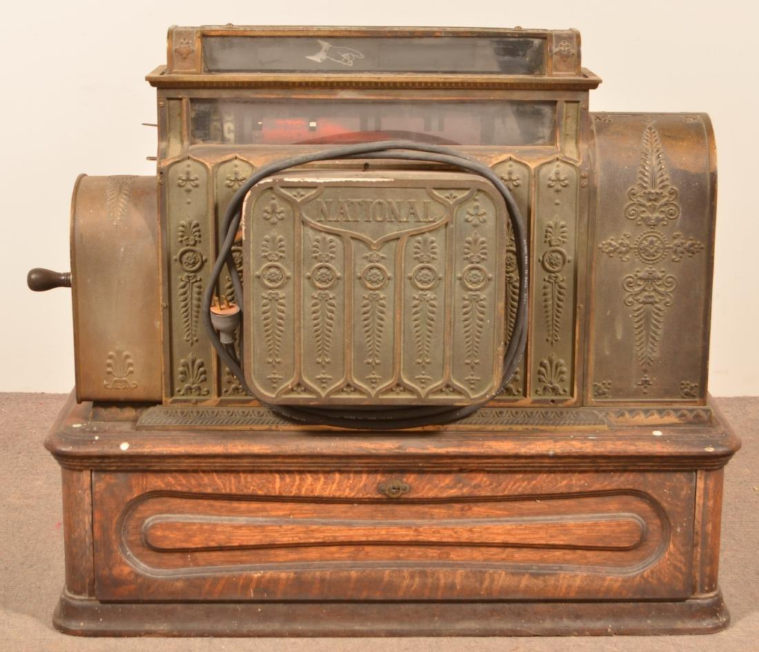 National Cash Register Model 541. - 6