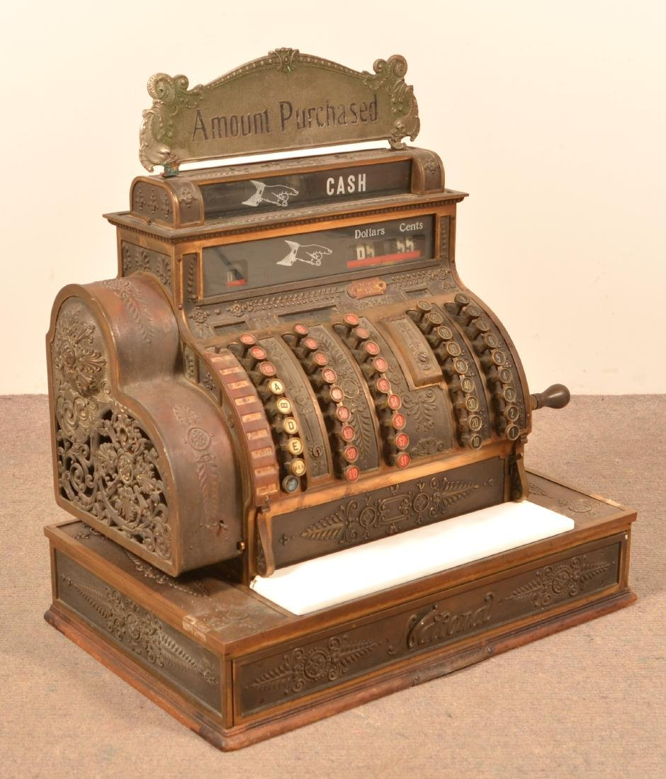 National Cash Register Model 451.