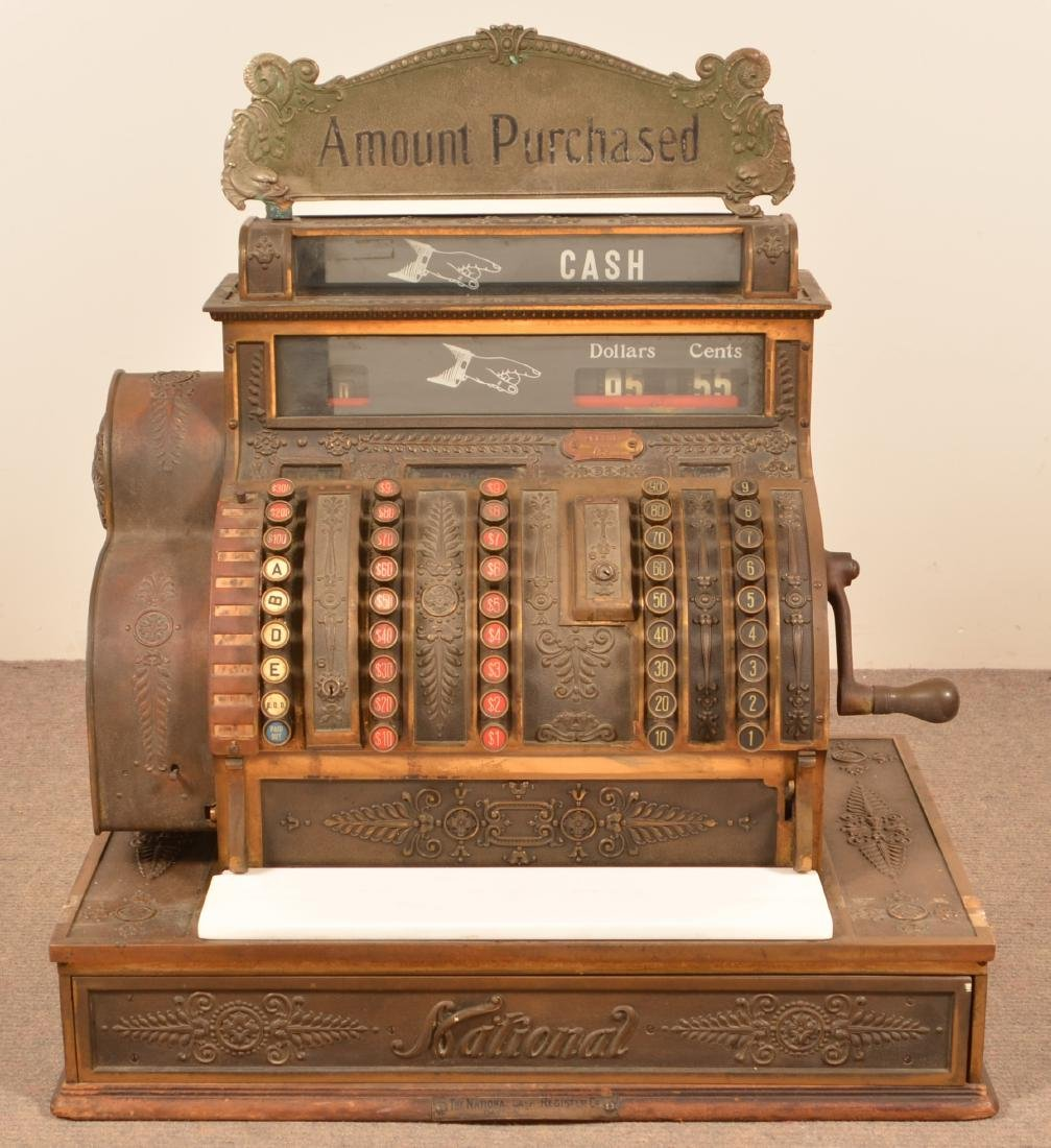 National Cash Register Model 451. - 2