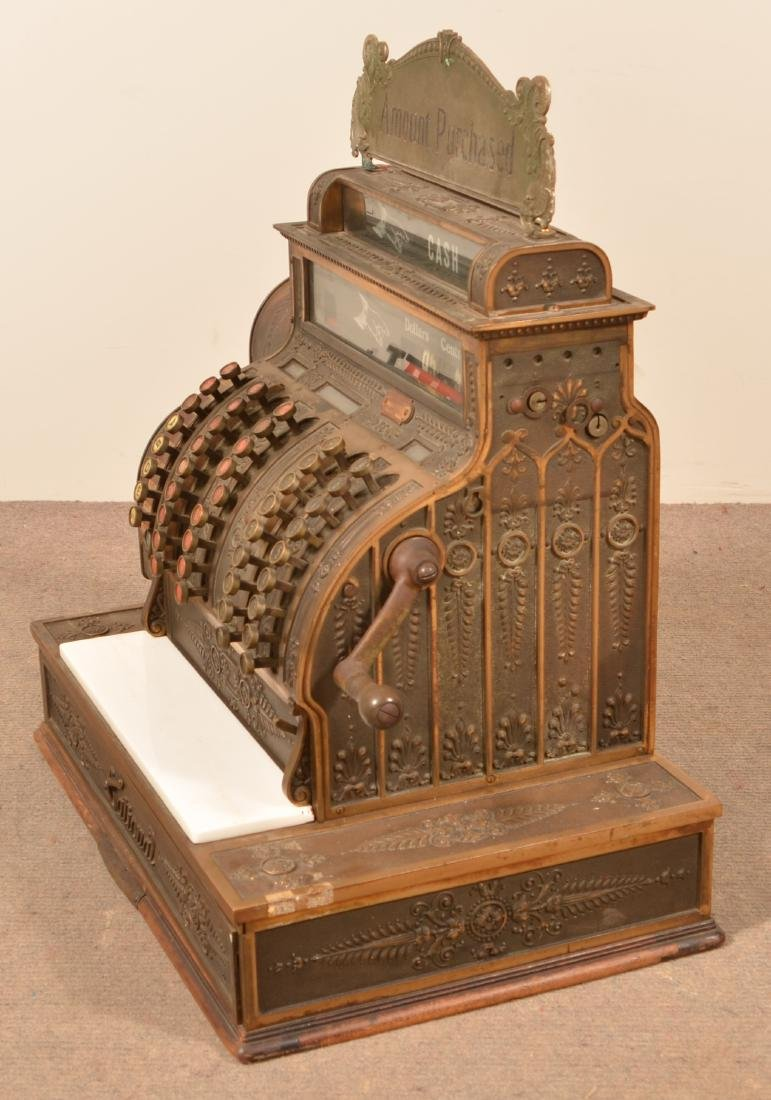 National Cash Register Model 451. - 4