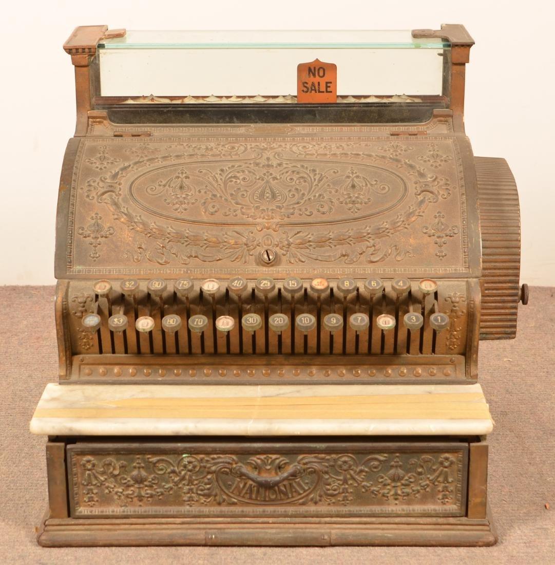 National Cash Register Model 348. - 2