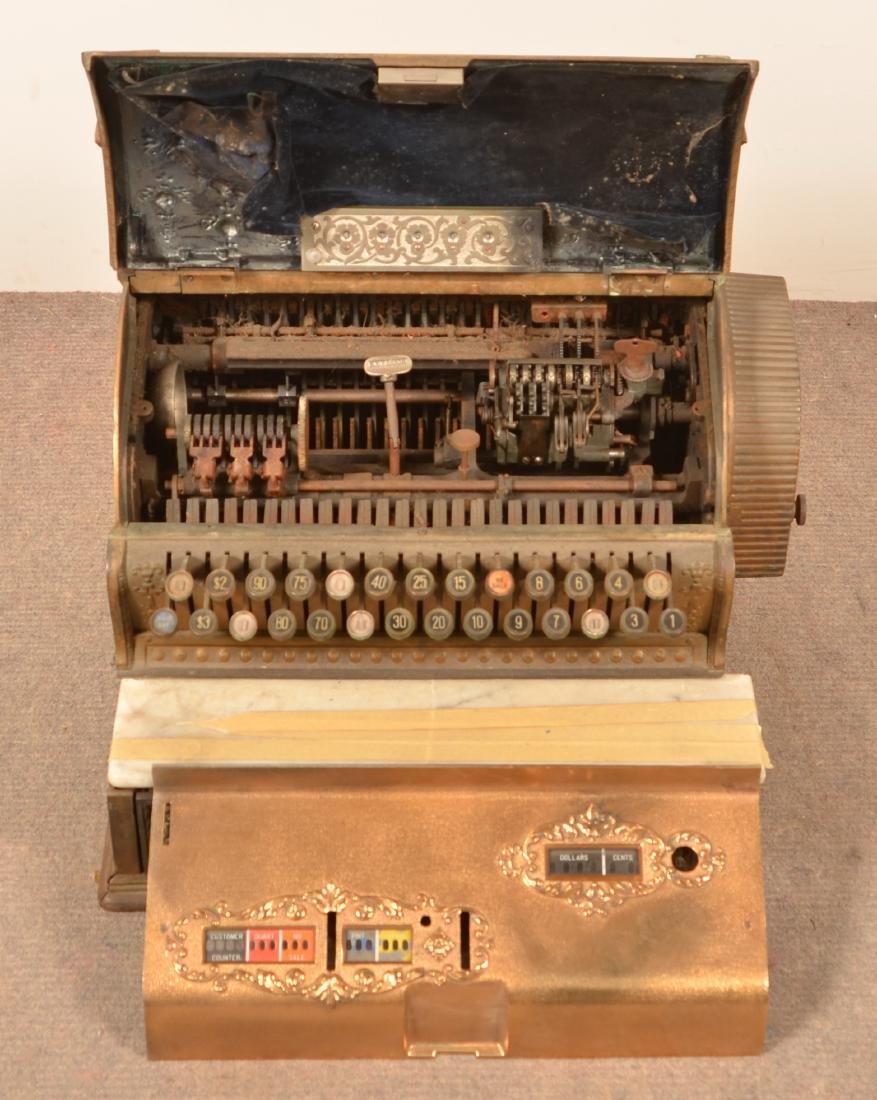 National Cash Register Model 348. - 4