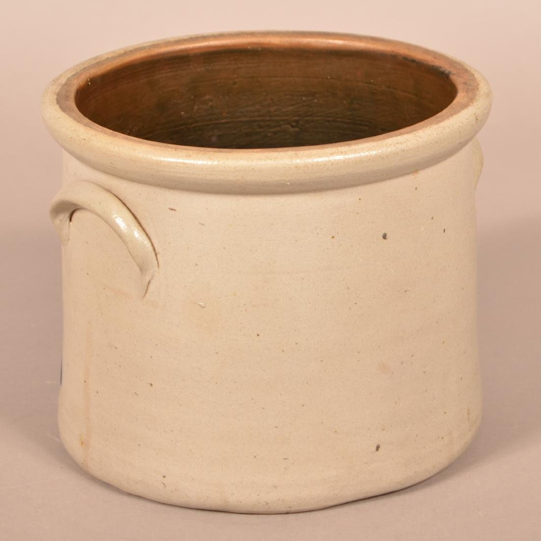 Lewis Jones, Pittston, PA One Gallon Stoneware Crock. - 2