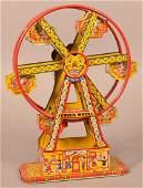 J Chein  Co Hercules Ferris Wheel Windup Toy