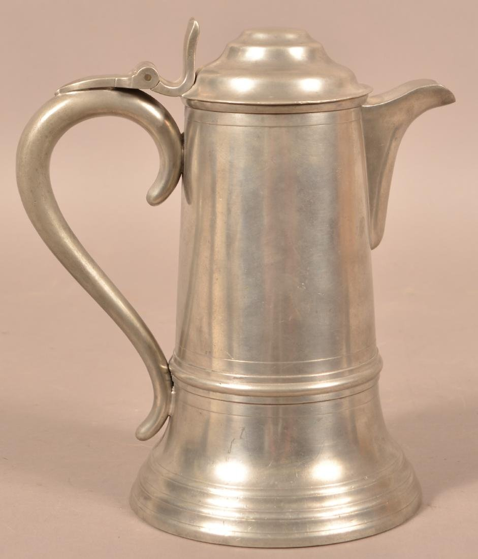 Lenard Reed & Barton Pewter Flagon.