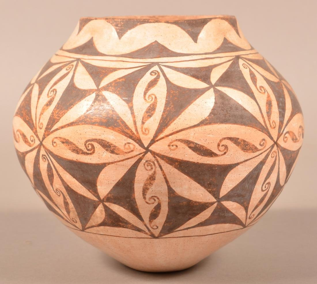 """Vintage Acoma Indian Jar 7 1/2"""" x 6"""""""