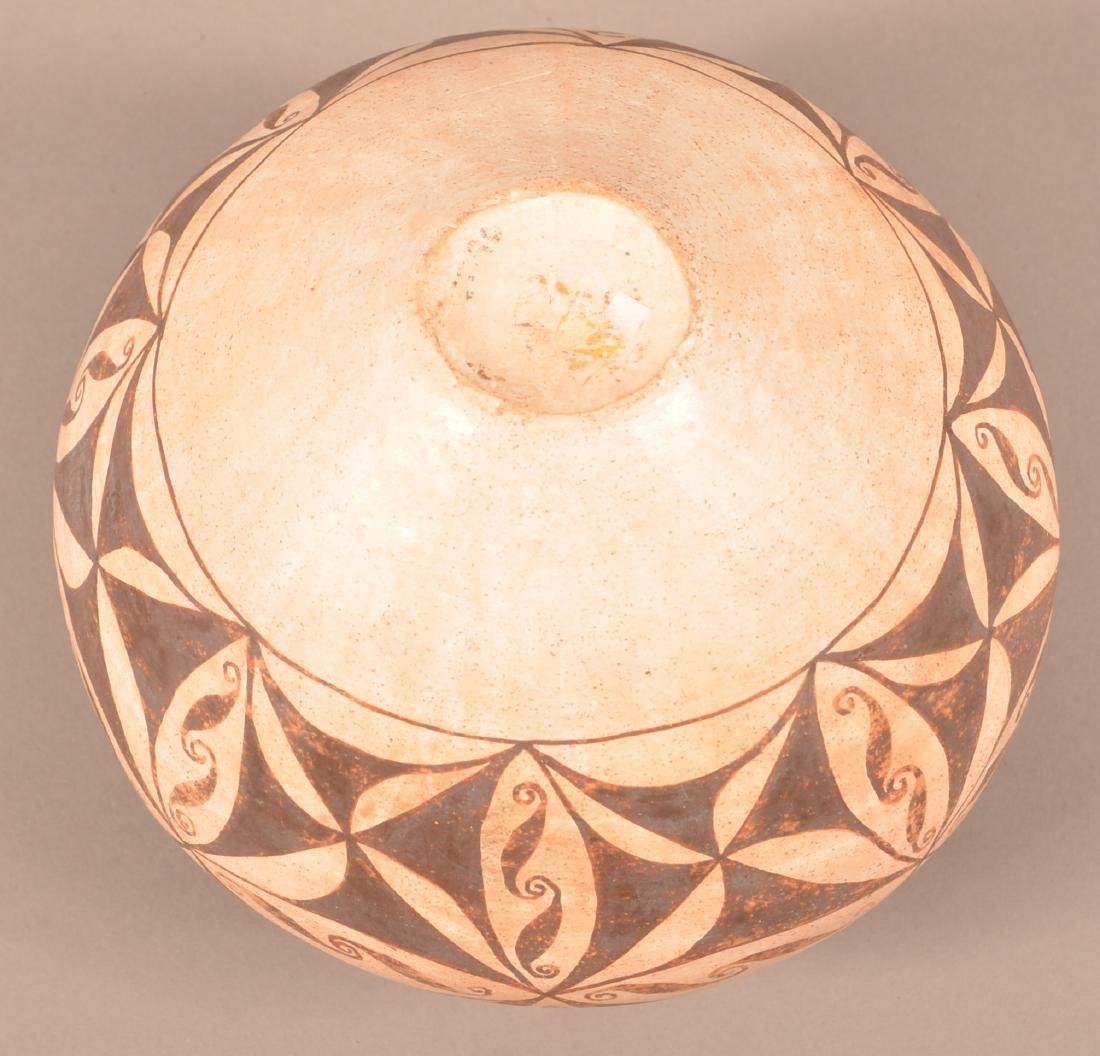 """Vintage Acoma Indian Jar 7 1/2"""" x 6"""" - 4"""