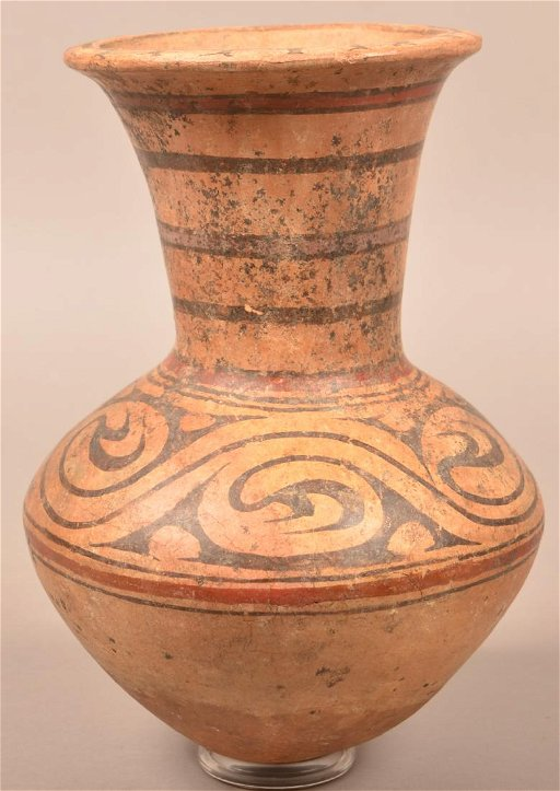 Very Good Pre-Columbian Era Pottery Vessel from Panama