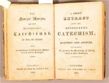 A Short Extract from the Heidelberg Catechism.
