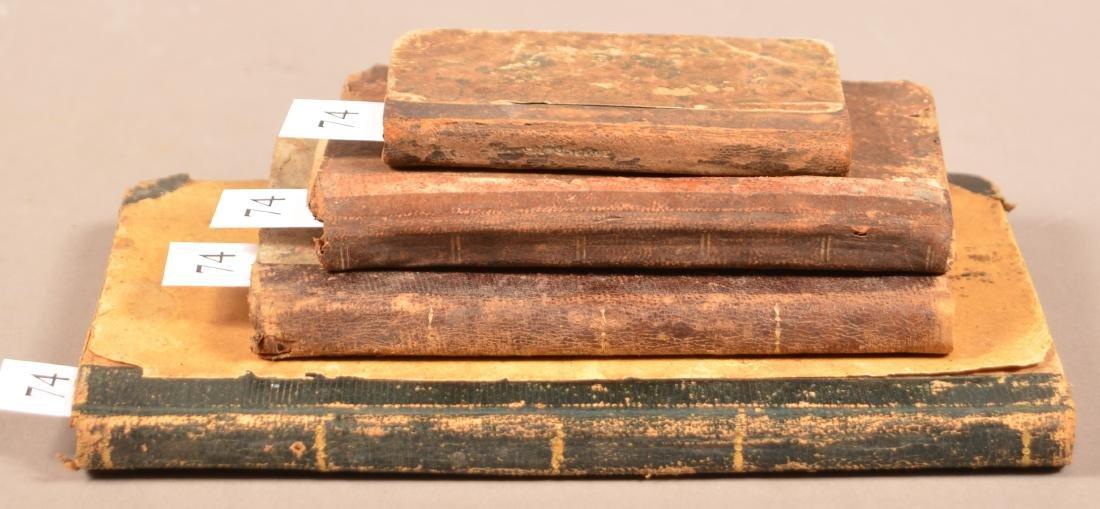 Evangelisches Liederbuchlein. Neu-Berlin 1843. 16mo.