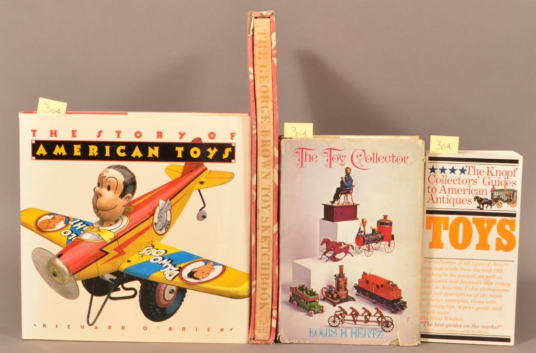 O'Brien. The Story of American Toys. // Hertz. The Toy