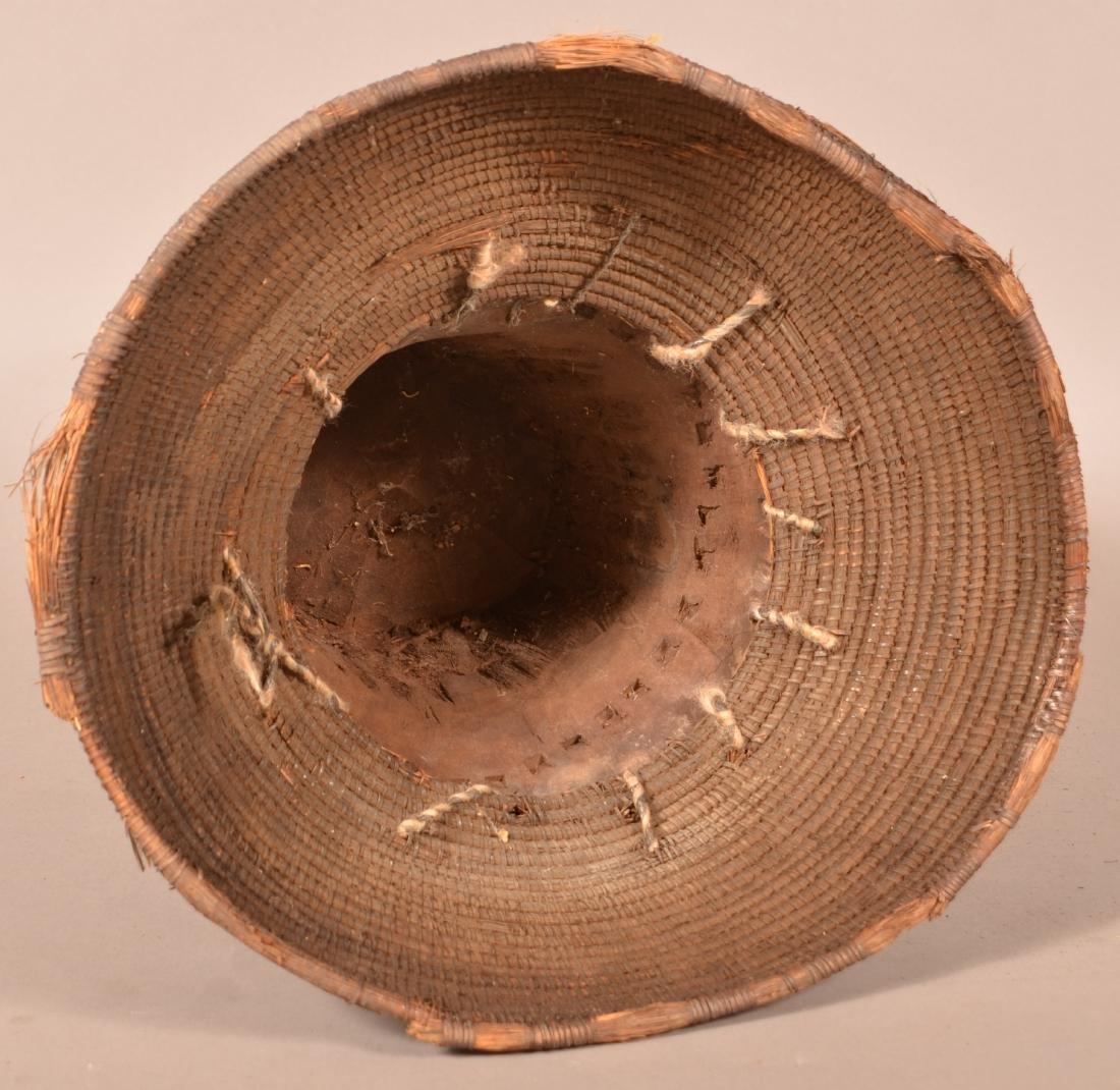 Antique/Vintage African Carved Wood Tribal Mask. - 6