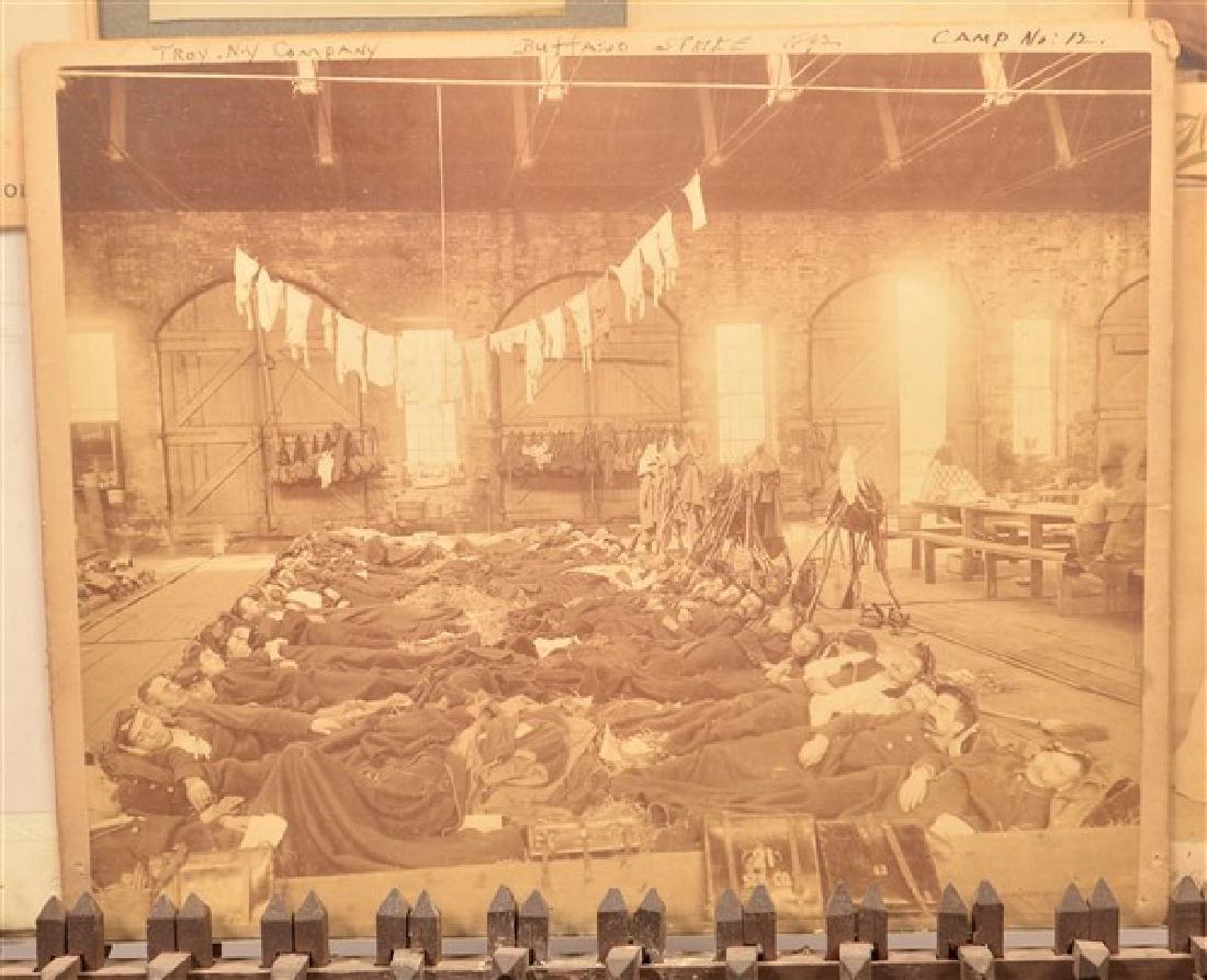 Seven Carte de Visite Images of Civil War and Late 19th - 2
