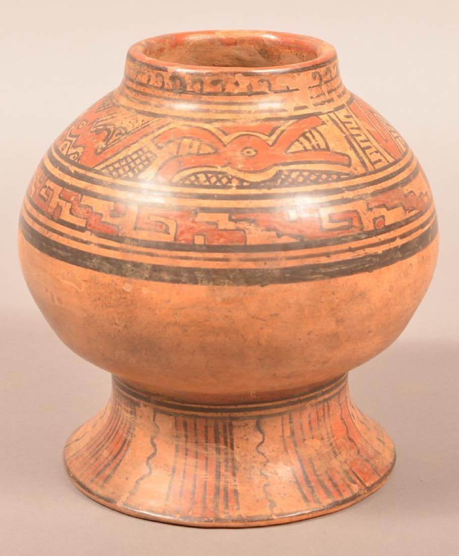 "Contemporary Costa Rican ""Head Pot"" - 2"