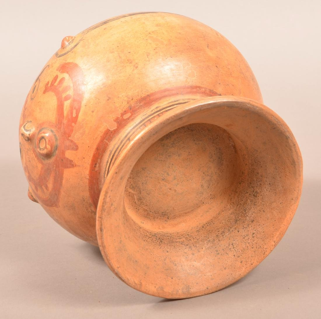 "Contemporary Costa Rican ""Head Pot"" - 3"