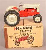 Hubley  525 Ford Tractor with Box