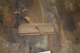 Wooden Molding Plane