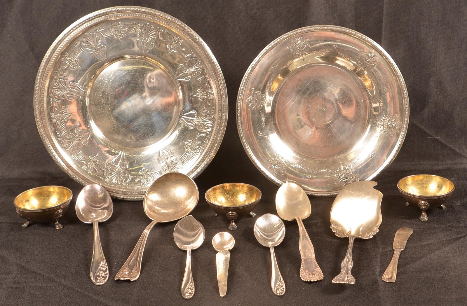 Lot of Miscellaneous Sterling Silver.