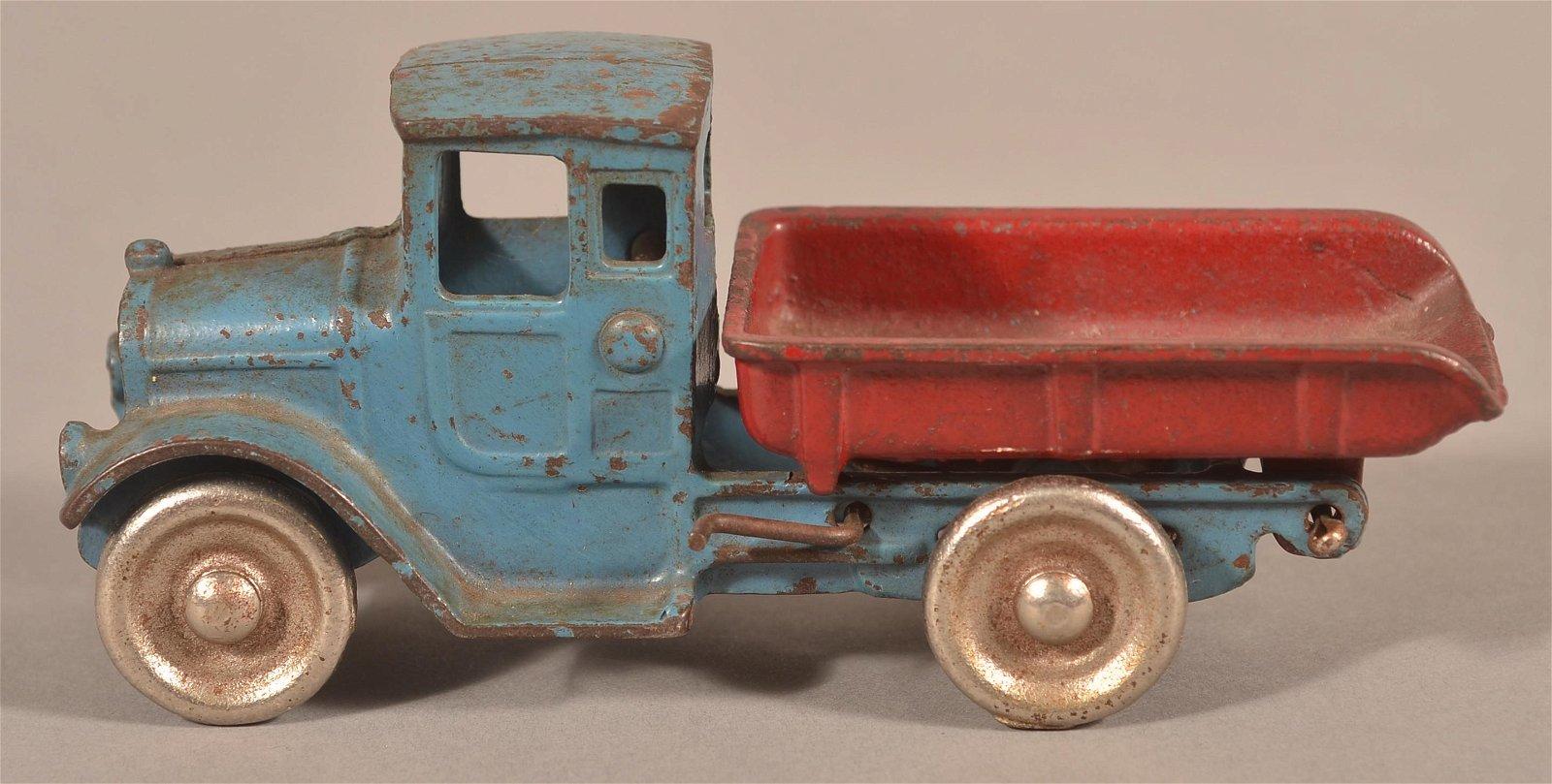 Kilgore Cast Iron Dump Truck.