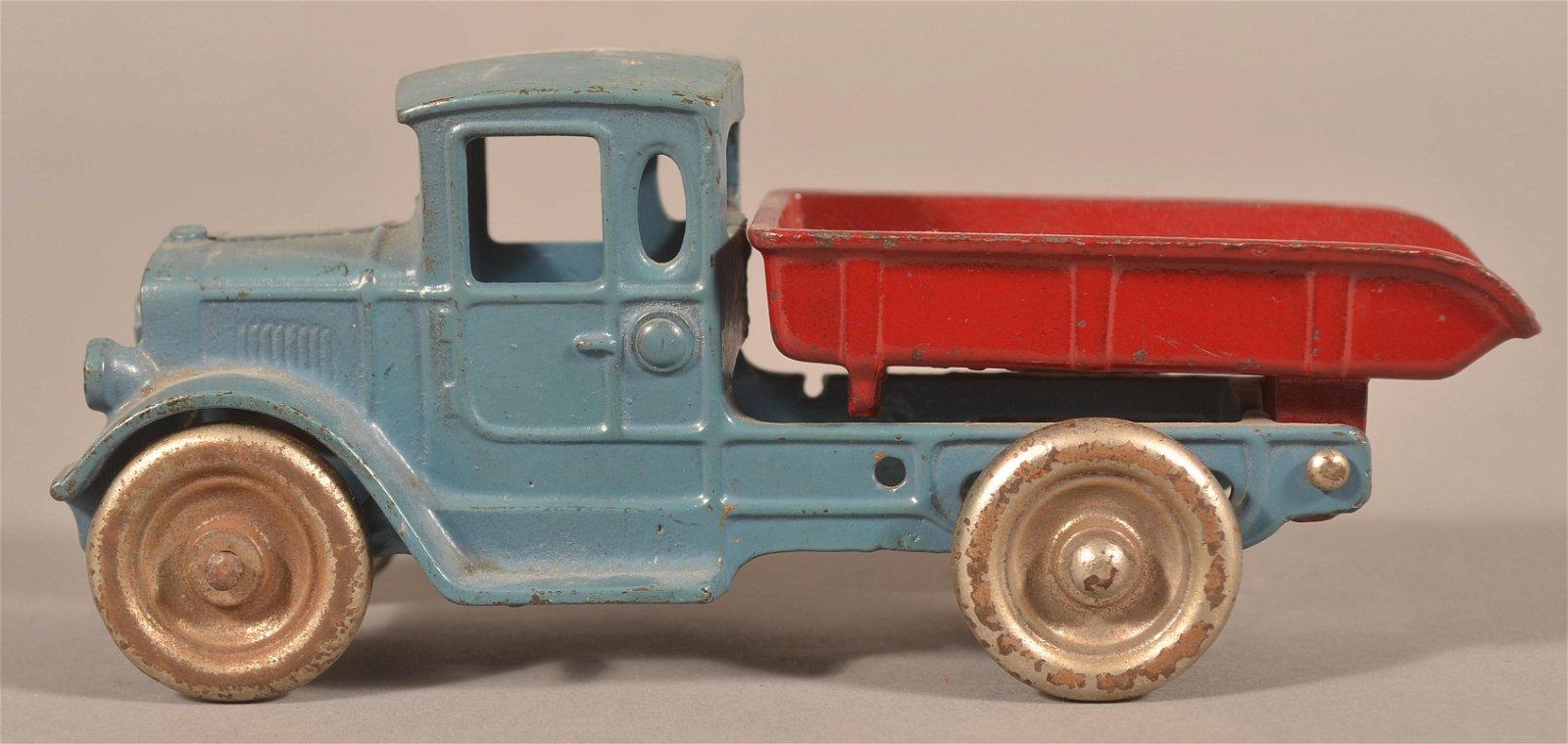 Kilgore Cast Iron Dump Truck, Circa. 1934.
