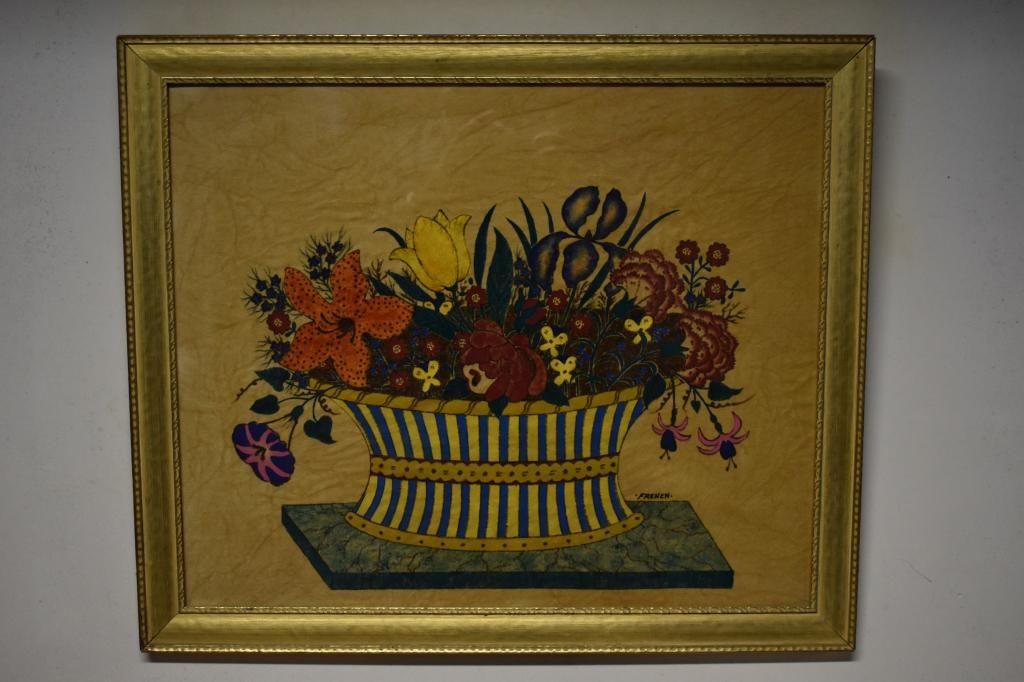 Garnett G.B. French Contemporary Watercolor