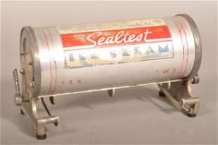 Southern Dairies Seal Test Ice Cream Straw Dispenser.
