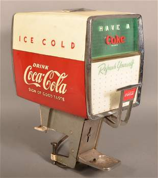 Vintage Dole Citation Coca-Cola Dispenser.