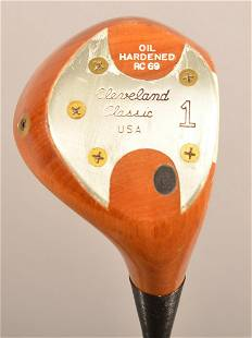 Cleveland Classic RC 69 Persimmon Driver