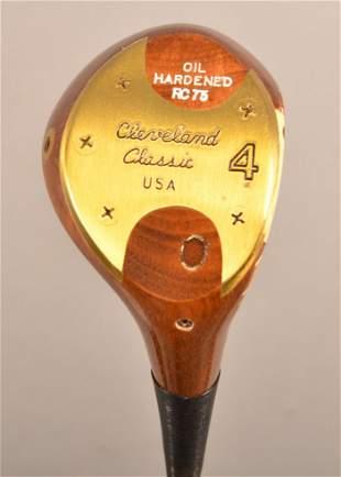 Cleveland Classic RC75 4 Wood