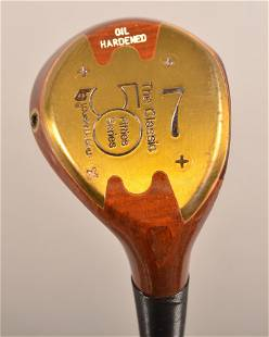 Persimmon 7 Wood Driver