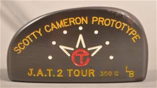 Titleist Scotty Cameron Circle T JAT2 Putter