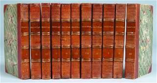 147 Set of Eleven Books The Plays of Shakespeare da