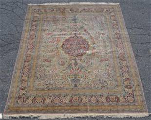 Finely Woven Wool Rug