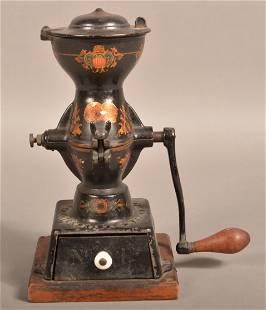 Enterprise No. 1 Cast Iron Coffee Grinder.
