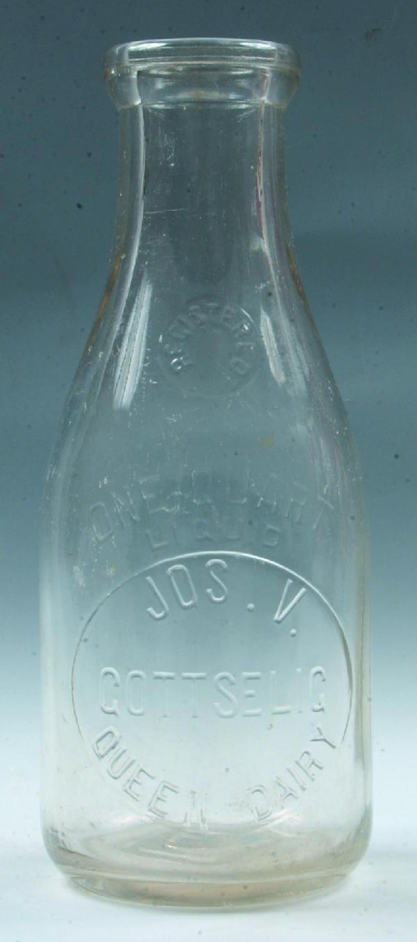 18: Jos. V. Gottselig, Queen Dairy, Lancaster, PA Milk